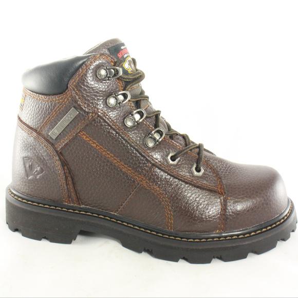 Herman Survivors Steel Toe Shoes